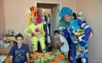"""Share Your Smile*"": Vinnytsya Muslims Visited Little Oncology Patients On Eid-Al-Fitr"
