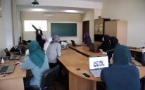 ГО «Мар'ям» організувала тренінг для жінок з комп'ютерного дизайну