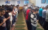 Рамадан-2017 Ісламському центрі Запоріжжя