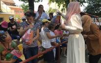 Одесские мусульмане навестили сирот
