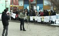 В Сумах прошла акция студентов иностранцев