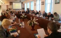برعاية الرائد.. بدء أعمال المؤتمر السادس حول التعايش والتمازج الثقافي بين فئات وإثنيات القرم