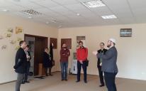 Студенты католического факультета — гости львовского Исламского центра