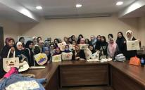 Lectures, Self-Made Totes and Bowling: Two-Days Seminar for Teenage Muslim Girls in Kyiv