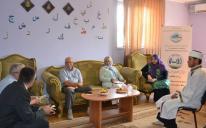 Інспектори ОБСЄ відвідають запорізький ІКЦ на Курбан-байрам