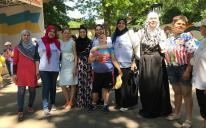 Одесские мусульманки уже традиционно посетили сирот в День защиты детей