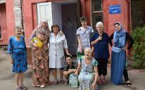 Моющие средства для пациентов психоневрологического отделения — от мусульман Одессы