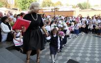 Гімназія «Наше Майбутнє»: на другий навчальний рік дітей утричі більше