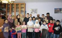 ИКЦ Запорожья: детский конкурс накануне дня открытых дверей