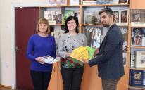 ІКЦ Львова поповнює фонди бібліотек Мукачева та Тернополя