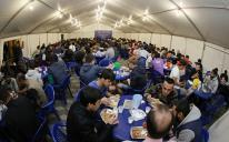 Понад півтори тонни рису приготували за перші 10 днів Рамадану в київському ІКЦ