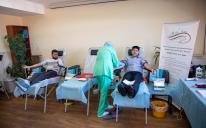 В ходе акции «Сдай кровь — сохрани жизнь» в ИКЦ Киева собрано более 25 литров крови