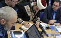 УКРИНФОРМ: В Киеве подписали социальную концепцию мусульман Украины