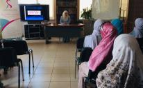 "Ask a Sheikha: Member of RAMU ""Umma""Shariah Counsil Held a Seminar for Kharkkiv Muslimahs"