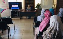 Спроси у шейхи: Анастасия Радовелюк провела семинар для мусульманок Харькова