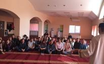 Воспитанники Украинско-американского лицея посетили Исламский культурный центр Днепра