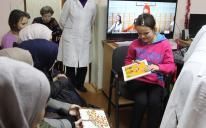 Мусульмани Дніпра підсумували рік візитом до інтернату
