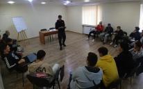 Семинар для ребят-подростков в Днепре: мотивирует и укрепляет веру