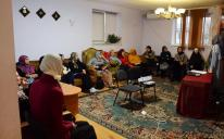 Семинар по Корану и «женскому фикху» для мусульманок Запорожья