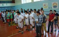 Турнир по мини-футболу стартовал в Одессе; ждите в других ИКЦ ВАОО «Альраид»!