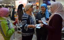 Волонтеры ИКЦ Днепра на фестивале «День спонтанного проявления доброты»