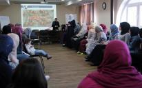 Активістки з ісламських центрів України розпочали зиму з семінару-тренінгу в Києві