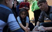 Schoolchildren And The Pottery Wheel