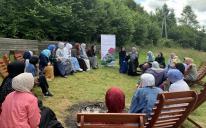 Лагерь в Карпатах для активисток «Альраида»: сочетание религиозной и светской программ