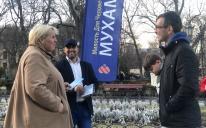 «Спроси у мусульманина» в Одессе, Ужгороде и Хмельницком: акция вызывает интересные дискуссии