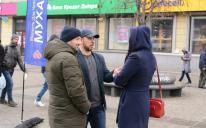 Акция «Спроси у мусульманина» в Днепре