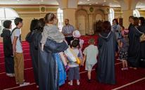 Internally Displaced Children Visited Kyiv ICC