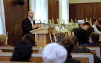 «Екстреміста» шукали? Він форум міжрелігійного миру проводить!