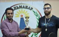 Чемпіонат із настільного тенісу в ІКЦ Харкова