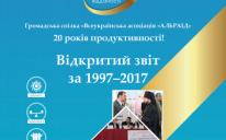 Відкритий звіт за 1997–2017
