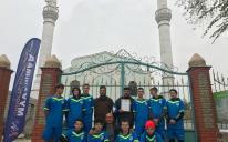 Асоціація «Альраід» на серцях юних футболістів Новоолексіївки