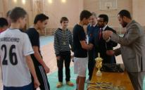 """Al-Masar"" summing up results of the tournament of mini football among seniors of Odessa boarding-school"