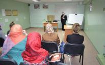 Підтримка словом, справою і порадою: семінардля жінок у Сумах
