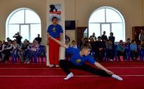 """See And Be Seen"": Wushu Demo Lesson At Kyiv ICC"