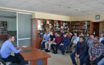 Молодежи — о самом важном: семинар в Харькове