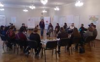 Тренінг ПРООН: «Зміцнення соціальної згуртованості у місцевих громадах»