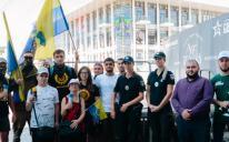 «Стоп наркотик!»: мусульмани Дніпра взяли участь в акції замалювання реклами наркодилерів