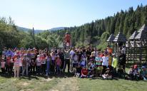 Водні баталії, навчання та екскурсії: літній дитячий табір «Дружба-2020» підбиває підсумки