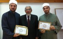 بالعلم الشرعي الوسطي.. الرائد يؤهل إمامين في جامعة الأزهر الشريف