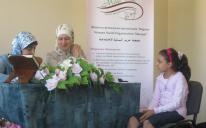 В конкурсе чтецов Корана среди женщин приняли участие и стар и млад