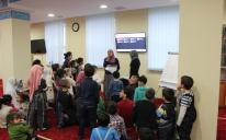 В поиске приключений: маулид для детей в Киеве