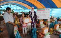 У Криму проведено традиційну акцію допомоги нужденним «Іфтар для тих, хто дотримується посту»