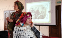 Новий образ: українська пані чи східна ханум?
