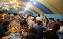 Public Iftars at Simferopol Islamic Cultural Centre