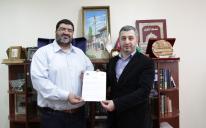 «Альраід» та Земляцтво кримських татар у м. Києві підписали меморандум про співпрацю