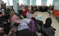 Международная женская конференция в форме ток-шоу оставила яркие впечатления у посетителей киевского ИКЦ